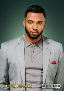main photo Christian Keyes, Saints and Sinners